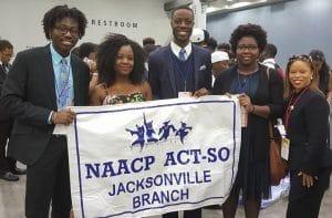 NAACP Actso Jacksonville Florida